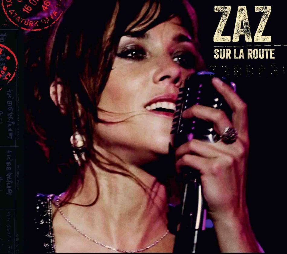 Zaz / Sur la route