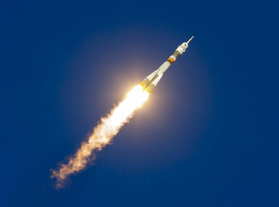 Sojuz míří k ISS