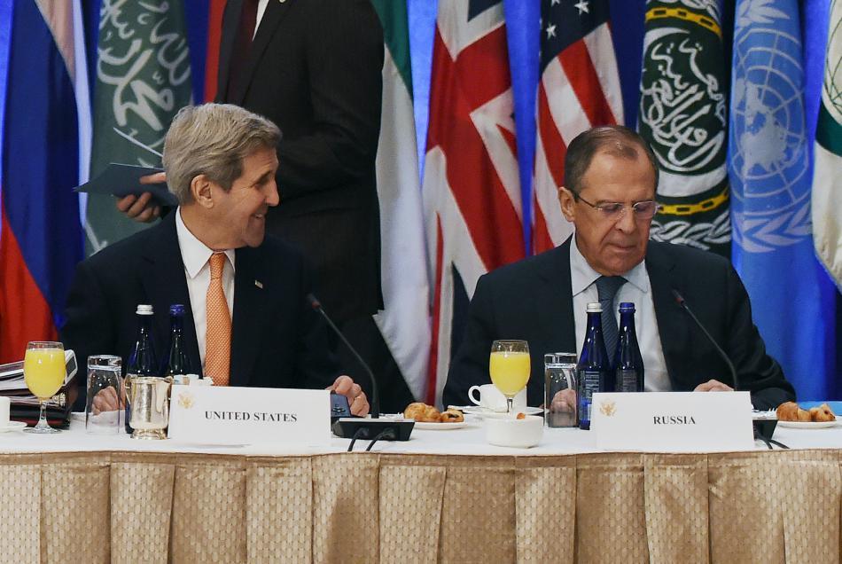 Newyorská schůzka k Sýrii