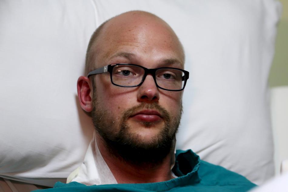 Pobodaný švédský turista byl z nemocnice propuštěn