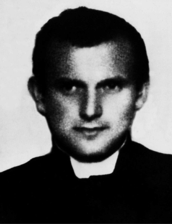 Karol Wojtyla na nedatovaném snímku