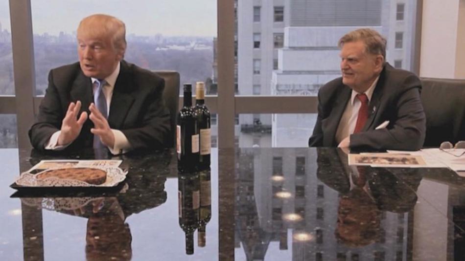 Trump se ke svým německým kořenům hrdě hlásí