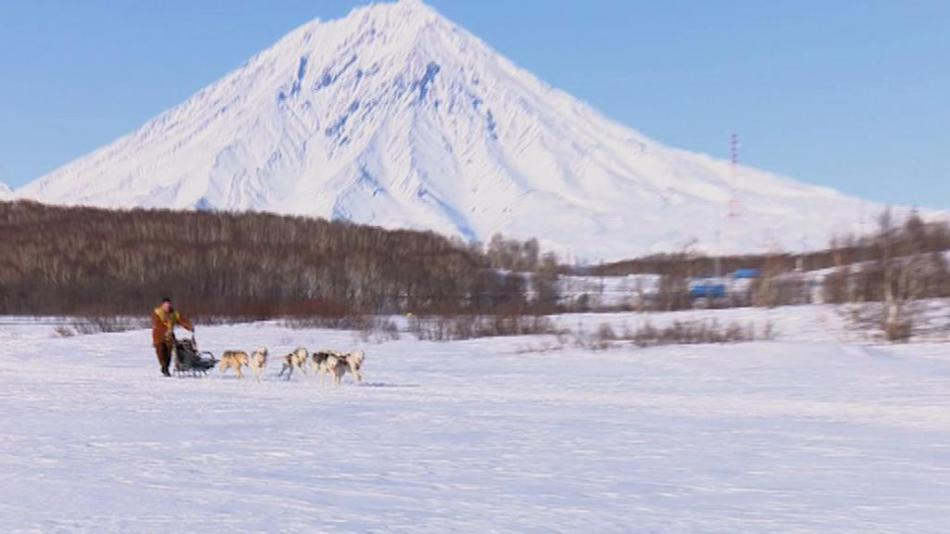 Závod Beringija