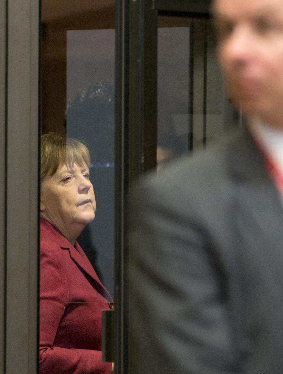 Merkelová po summitu o migraci