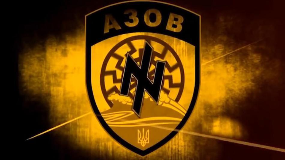 Symboly nechvalně proslulého batalionu Azov