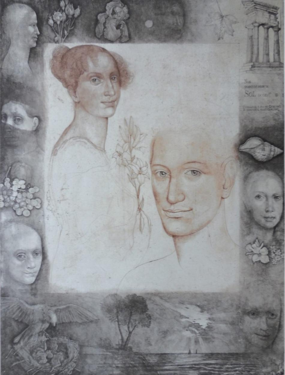 Kresba Jiřího Anderleho