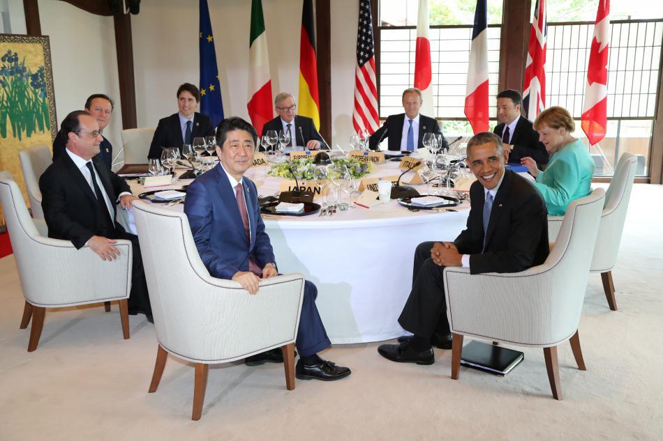Summit G7 v Japonsku