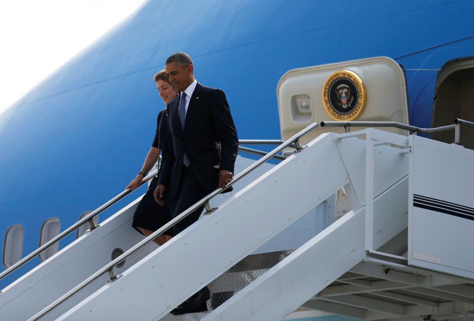 Barack Obama míří do Hirošimy