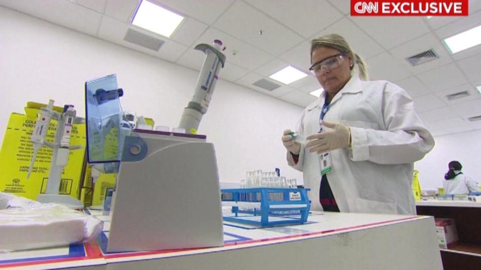 Během Her laboranti prověří na šest tisíc vzorků