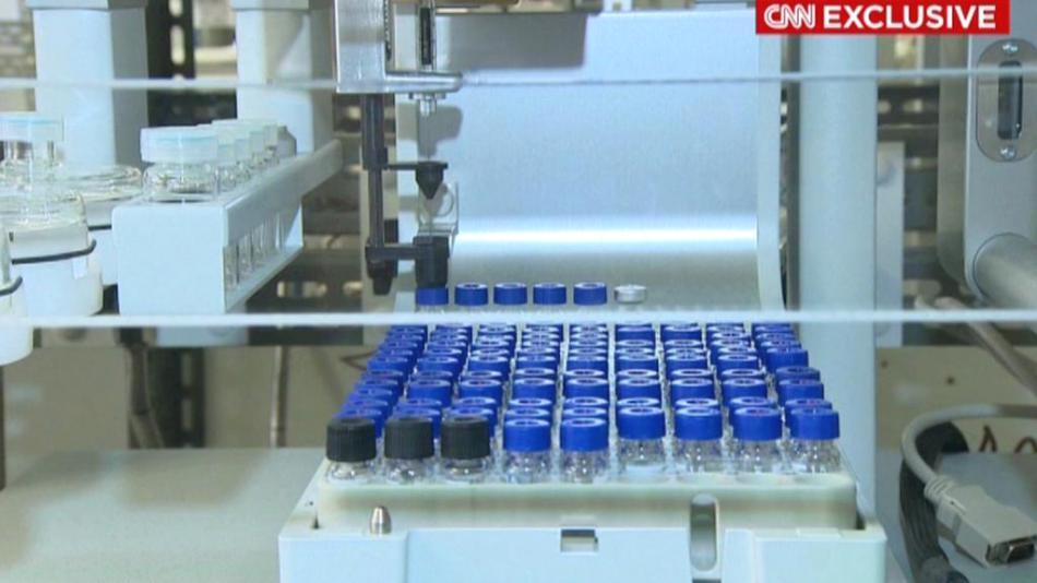 Antidopingová laboratoř v Riu de Janeiro