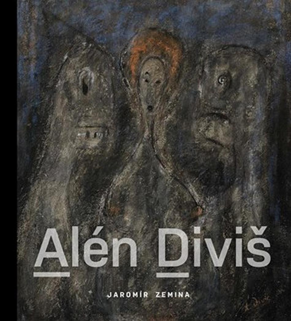 Monografie Aléna Diviše od Jaromíra Zeminy