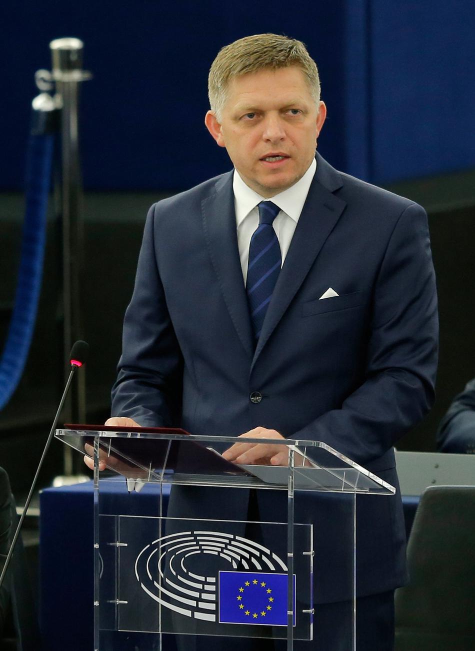 Robert Fico představil europoslancům priority slovenského předsednictví