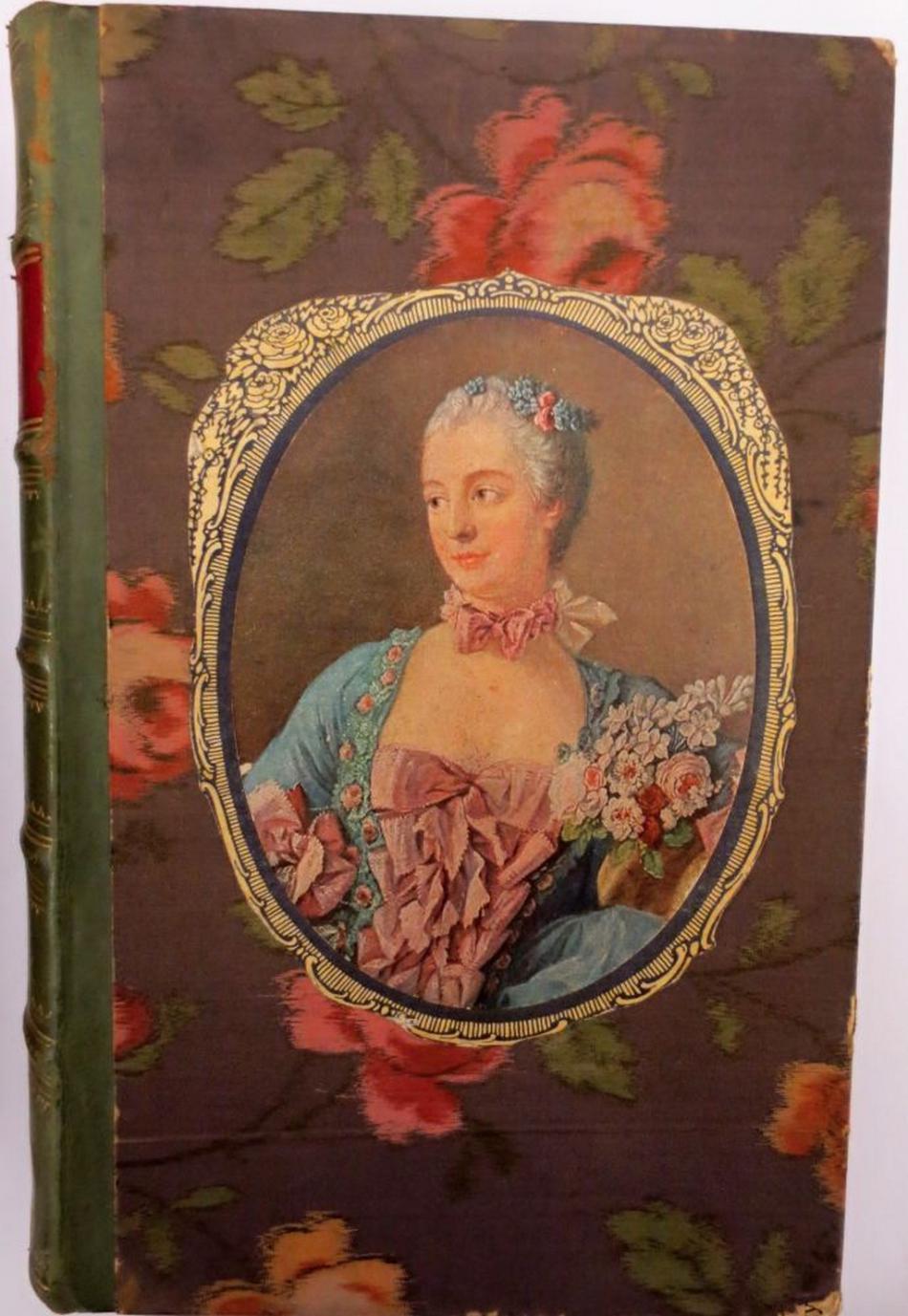 Kniha ze sbírek Emy Destinové