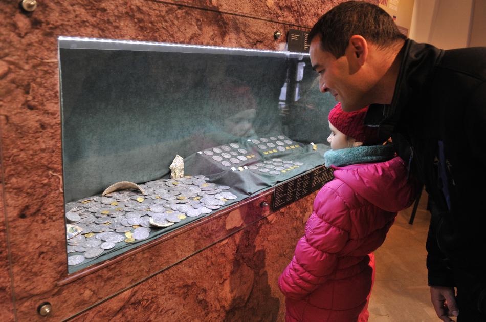 Rápotickým pokladem se díky nálezci může kochat veřejnost