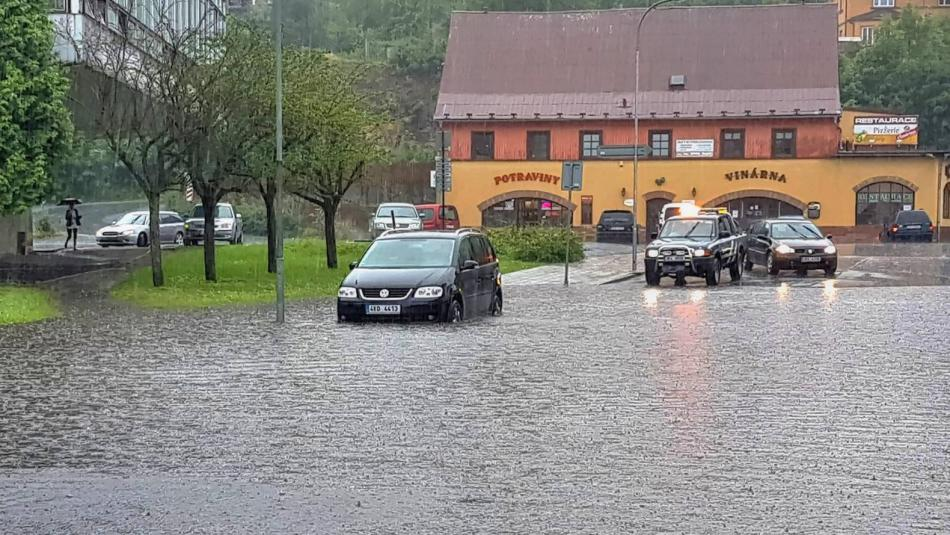 Zaplavený Nejdek