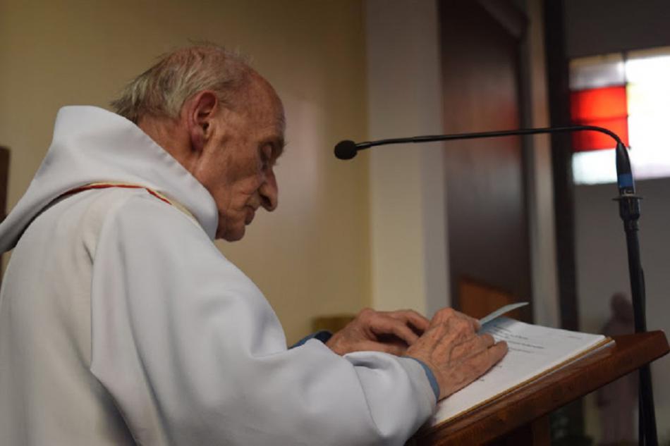 Zavražděný kněz Jacques Hamel