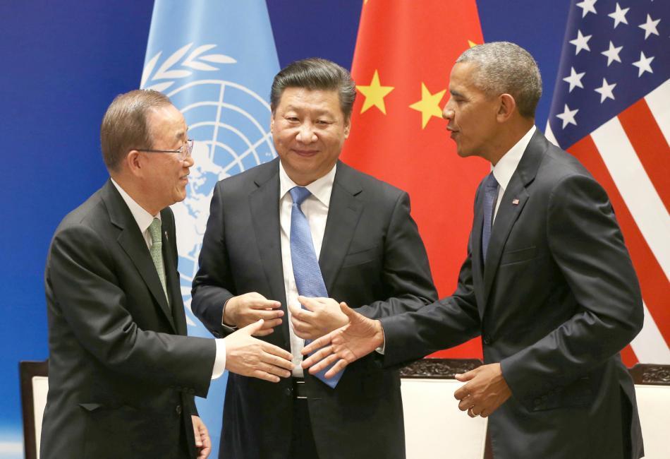 USA a Čína ratifikovaly dohodu o klimatu