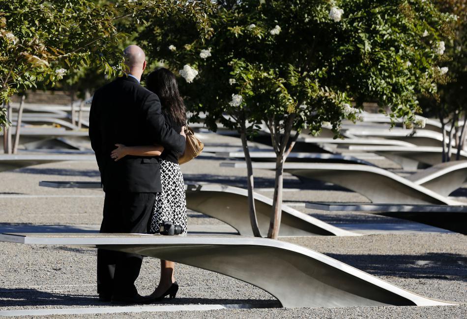Památník útoku na Pentagon