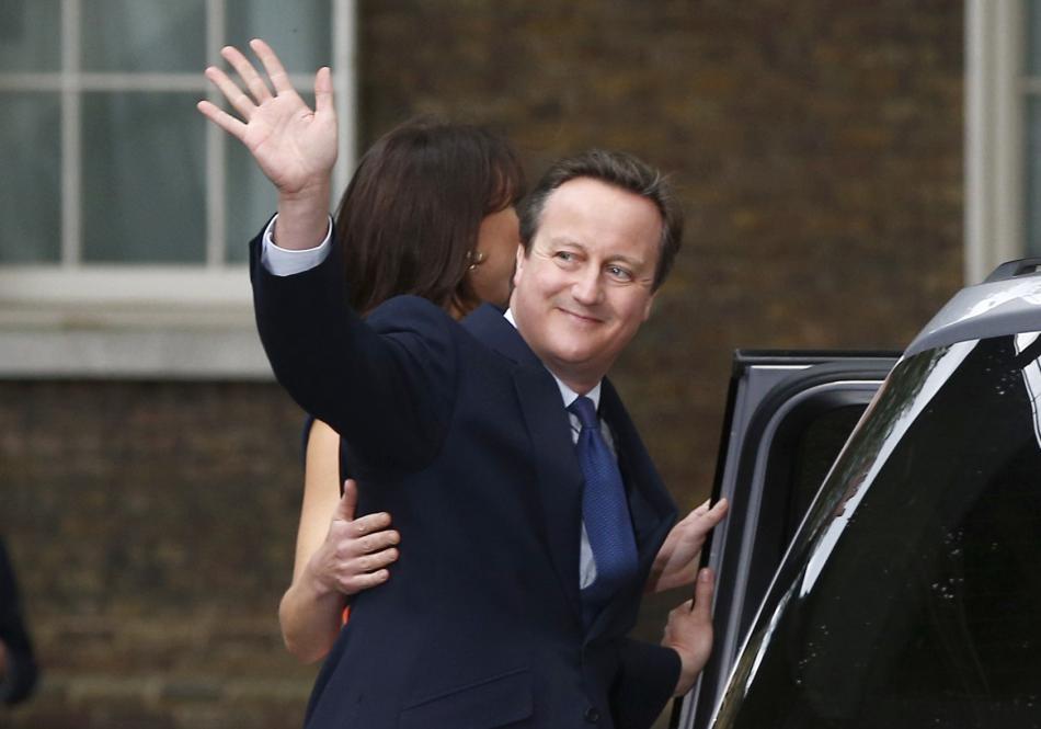Expremiér David Cameron