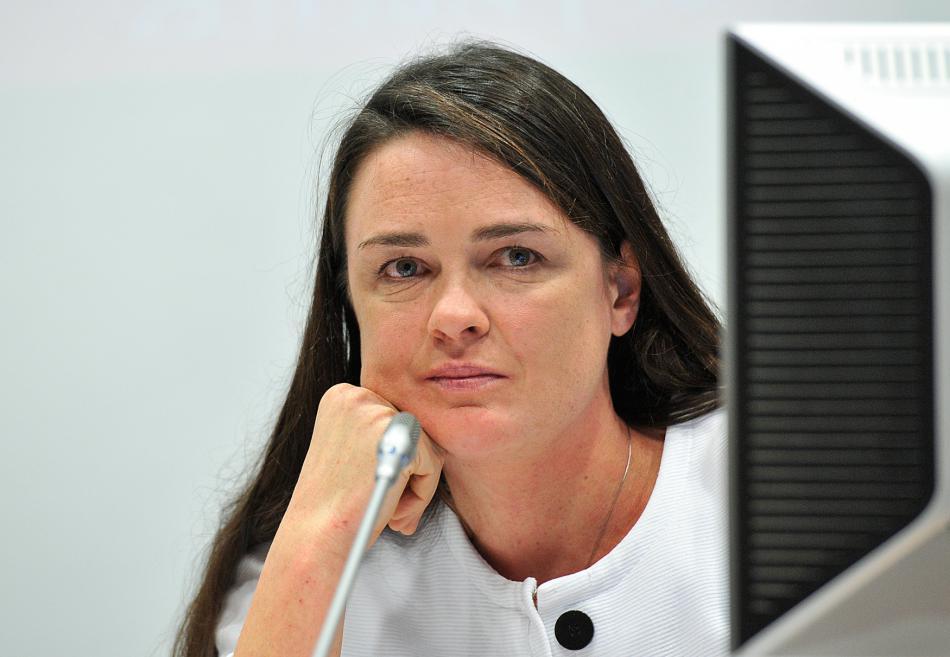 Náměstkyně hejtmana Zuzana Kocumová
