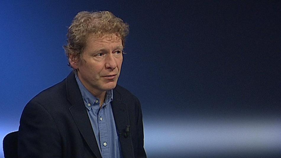 Redaktor Newsweeku Daniel Anýž