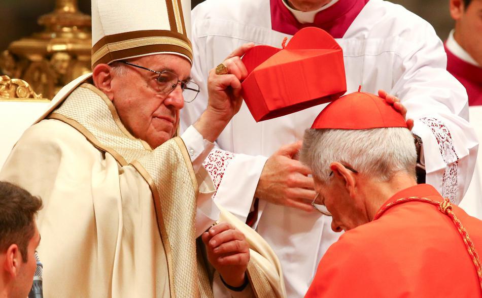 Kardinálem se stal i Maurice Piat z Mauricia