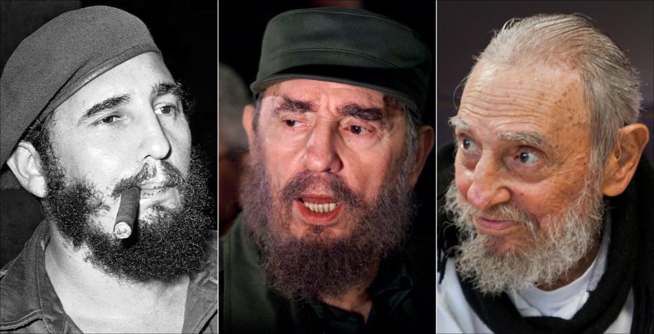 Castro revolucionář, vůdce, kritik