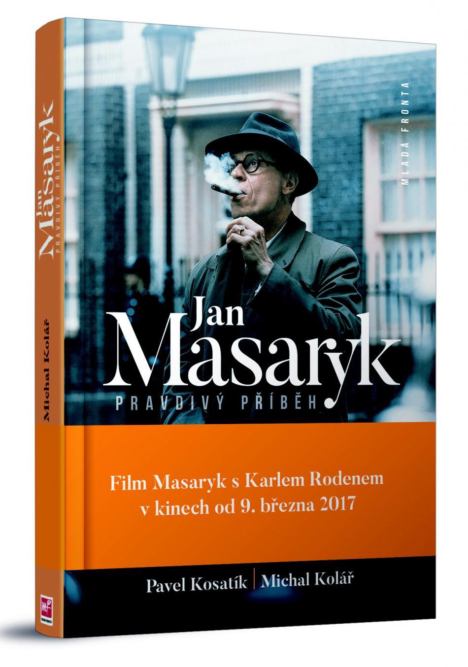 Jan Masaryk - pravdivý příběh