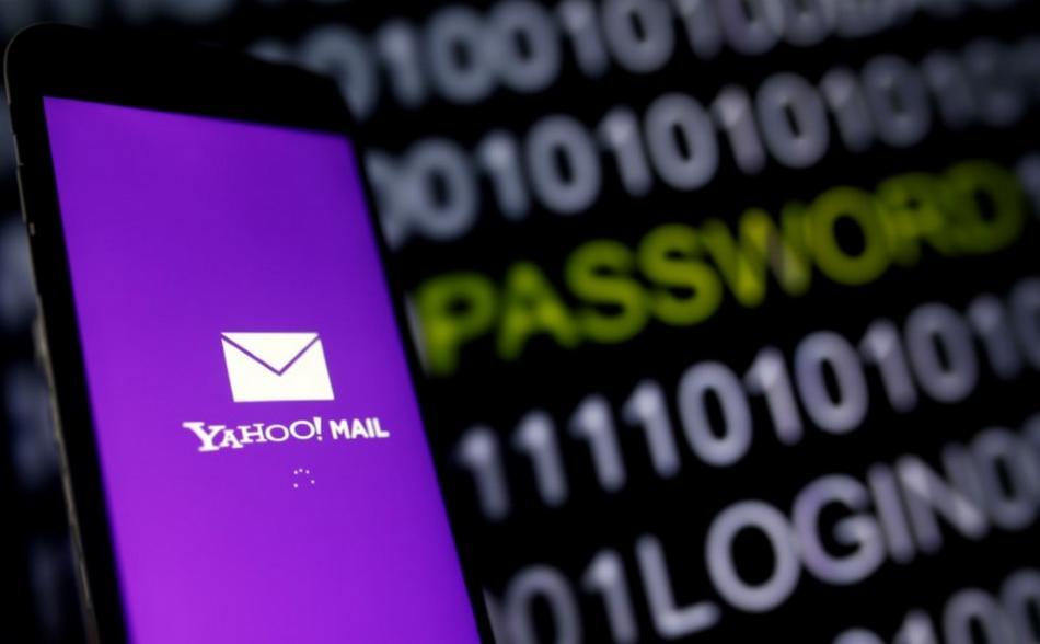 E-mailové služby společnsoti Yahoo