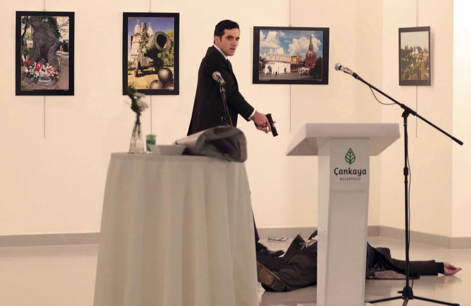 Původce atentátu na ruského velvyslance Karlova