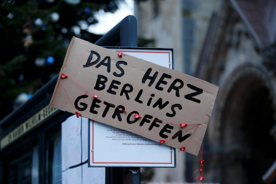 Srdce Berlína dostalo zásah