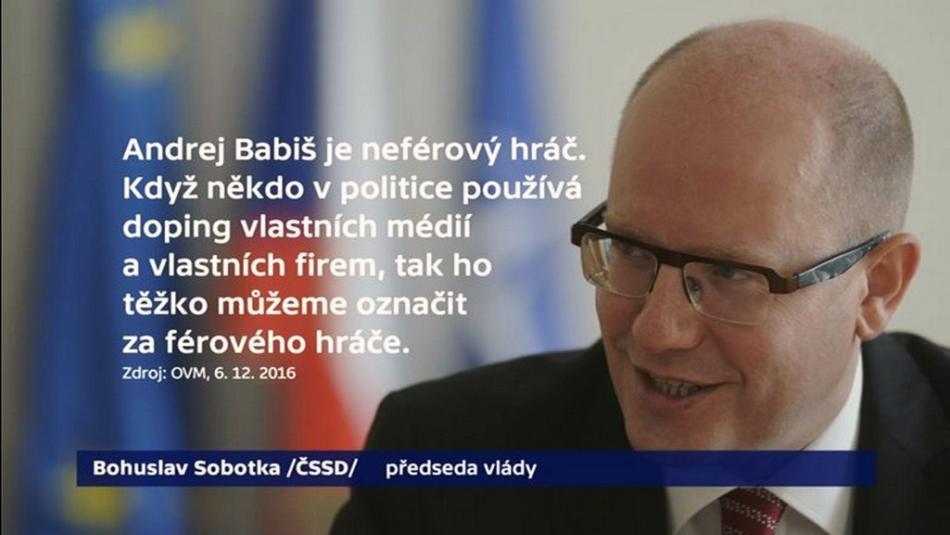 Bohuslav Sobotka po volebním neúspěchu