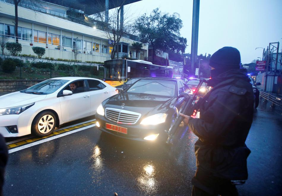 Na místo útoku dorazil i turecký ministr vnitra