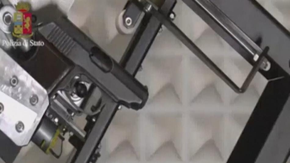 Zbraň, kterou Amri použil v Berlíně i Miláně