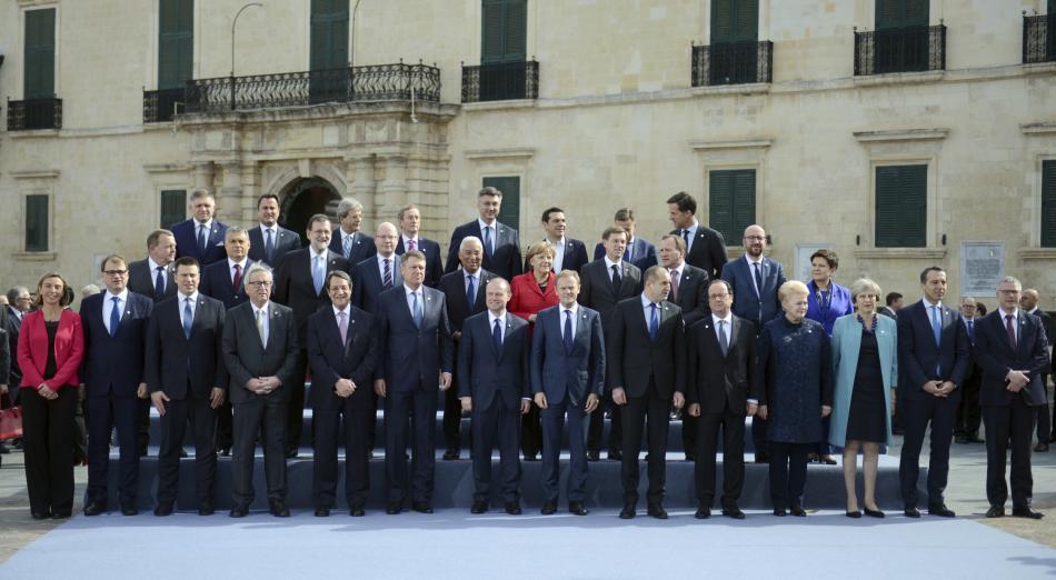 Neformální summit EU na Maltě