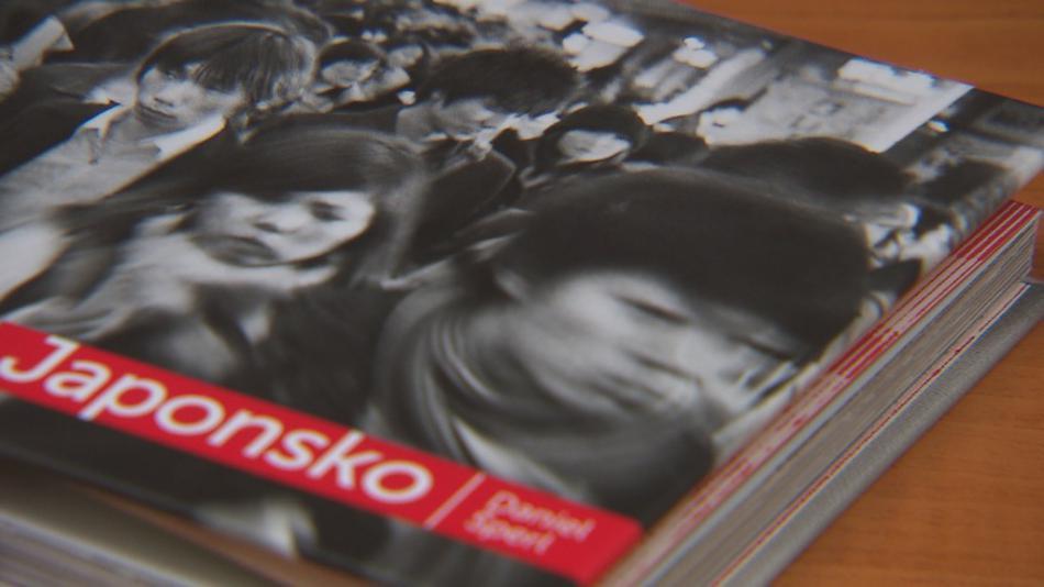 Japonsko - kniha fotografií Daniela Šperla