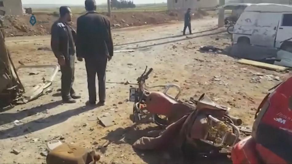 Atentát u Al-Bábu v Sýrii