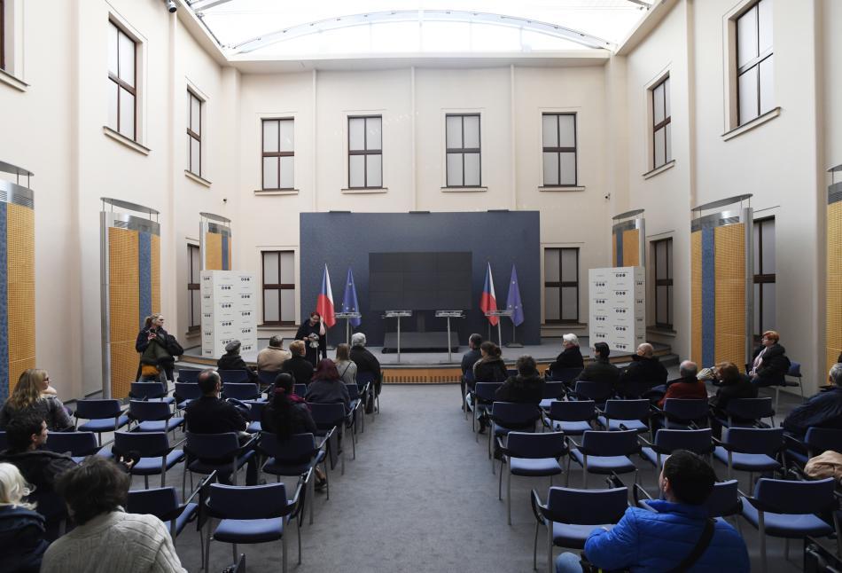 Den otevřených dveří ve Strakově akademii