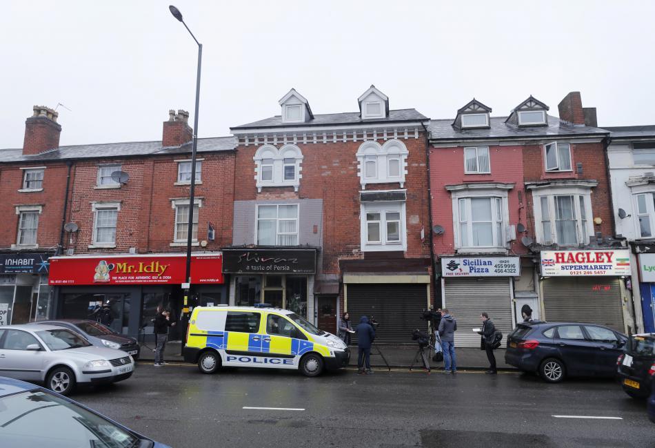 Policie provedla razii v Birminghamu