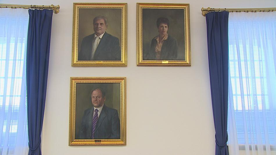 Tři poslední starostové Hodonína