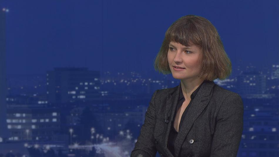 Pozorovatelka OBSE Tereza Lewis