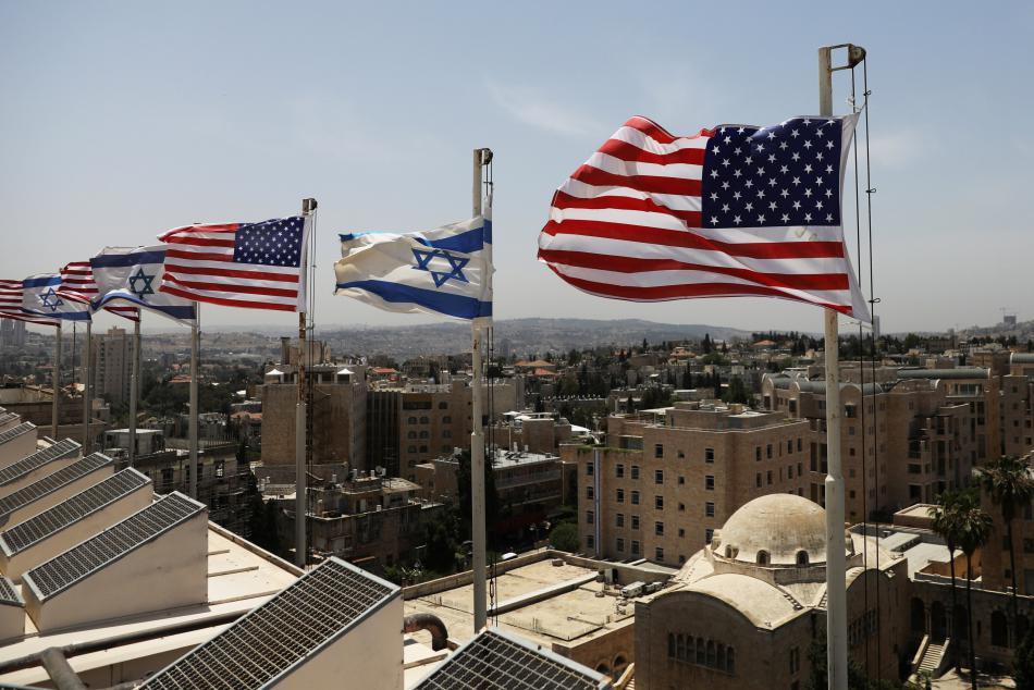 Izrael se připravuje na příjezd Trumpa