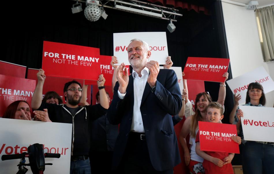 Kampaň labouristů