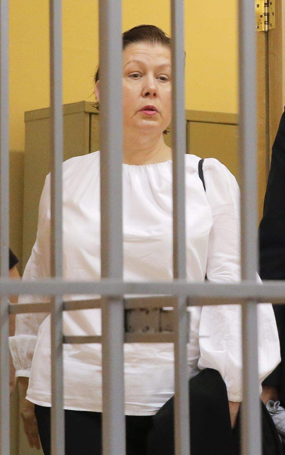 Natalja Šarinová