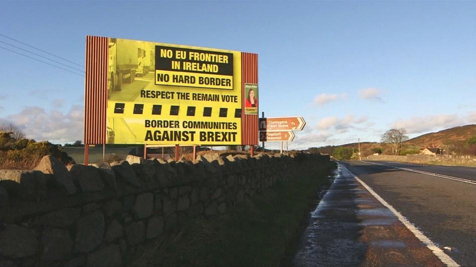 Jednat se bude i o podobě hranice mezi Severním Irskem a Irskem