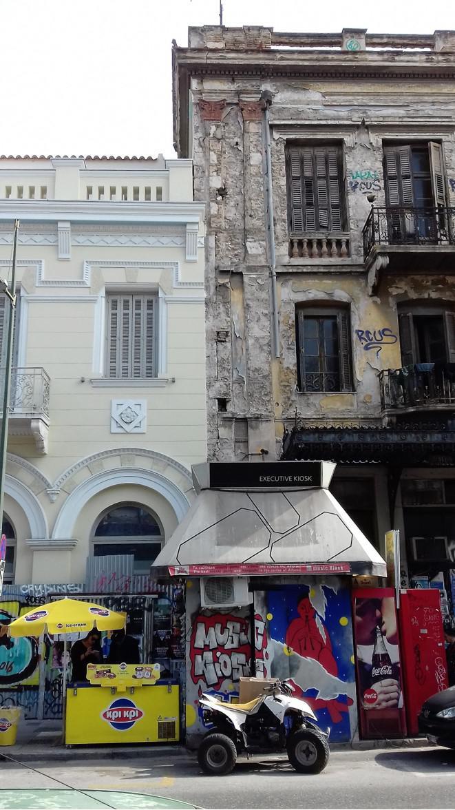 Řecko plné kontrastů