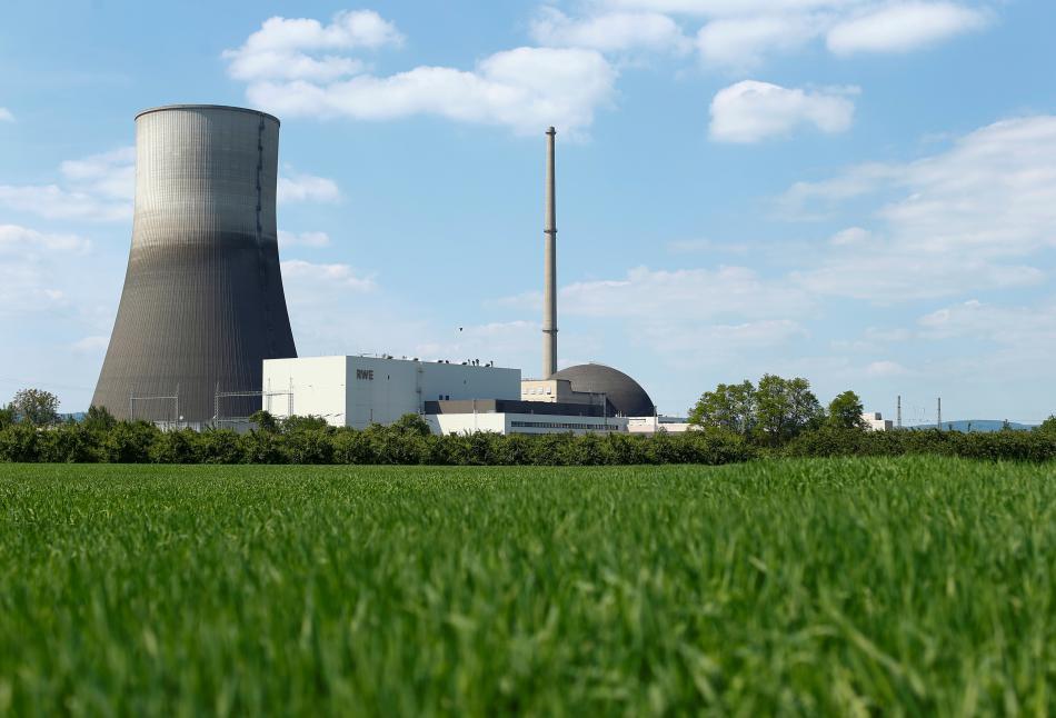 Z provozu odstavená jaderná elektrárna v Mülheim-Kärlichu. Její kompletní demontáž přijde na částku 800 milionů eur