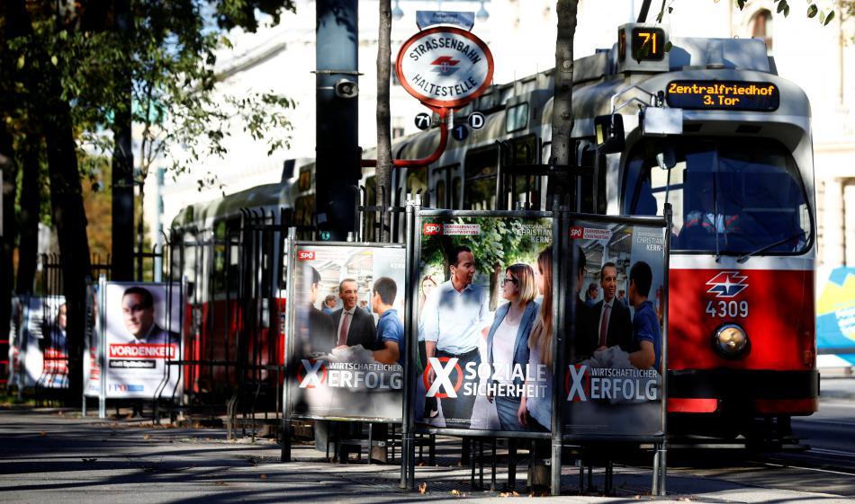 Rakousko čekají volby