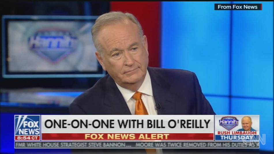 I moderátor Bill O'Reilly měl obtěžovat ženy a platit jim za mlčení