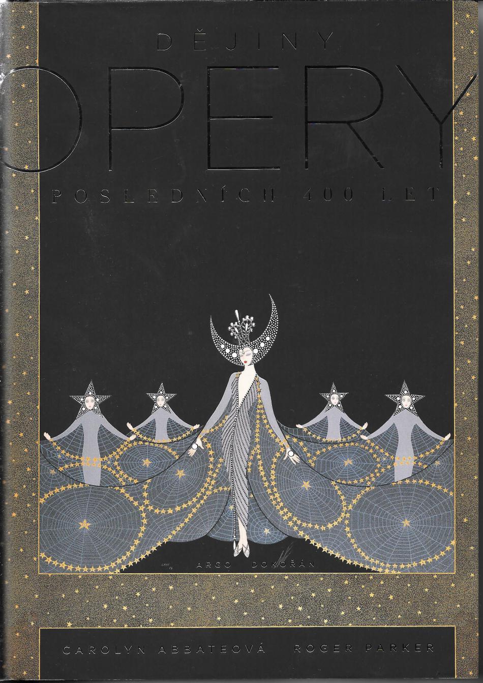 Dějiny opery